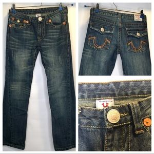True Religion Jeans. Size 29. Made in USA.